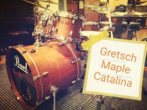 Gretsch Maple Catalina