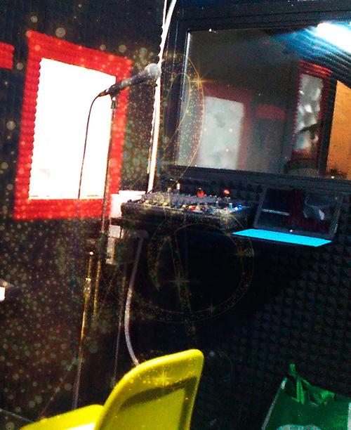 sala akustica